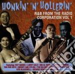 Honkin' N' Hollerin cd musicale di HONKIN'N'HOLLERIN'