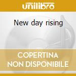 New day rising cd musicale di Trial On