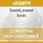 Sweet,sweet lovin cd musicale di Platters