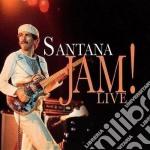 Santana - Santana Jam! cd musicale di Santana