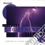 Richard Durrant - Thunder Lightning And Rain cd musicale di Worlds Ambient