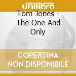 The one and only cd musicale di Tom Jones