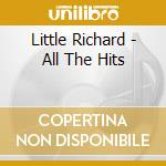 Little Richard - All The Hits cd musicale di Little Richard