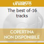 The best of-16 tracks cd musicale