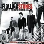 Studio 99 - The Rolling Stones cd musicale di Studio 99