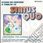 A tribute to status quo cd musicale di Studio 99