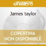 James taylor cd musicale