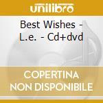 BEST WISHES - L.E. - CD+DVD cd musicale di SHANDON