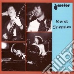 Tractor - Worst Enemies cd musicale di Tractor