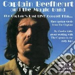 Captain's Last Live Concert Plus cd musicale di CAPT.BEEFHEART AND T