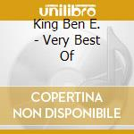 The very best of cd musicale di Ben e. king