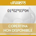 01*02*03*04 cd musicale di PANOPTICA