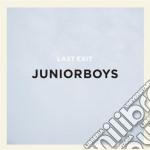 Junior Boys - Last Exit cd musicale di JUNIOR BOYS