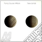 Flying Saucer Attack - New Lands cd musicale di FLYING SAUCER ATTACK