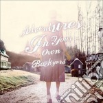 Patrick Watson - Adventures In Your Own Back Yard cd musicale di Patrick Watson