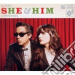 She & Him - A Very She & Him Christmas cd musicale di She & him