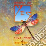 LIVE FROM HOUSE OF BLUES cd musicale di YES