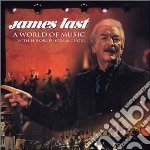 James Last - A World Of Music (2 Cd) cd musicale di James Last