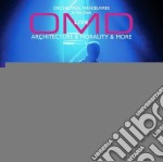 OMD Orchestral Manouvres In The Dark - Architecture & Morality & More cd musicale di OMD