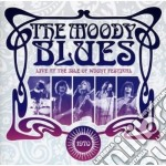Moody Blues,the - Live At The Isle Of cd musicale di Blues Moody