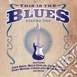 This Is The Blues Vol.1 cd musicale di ARTISTI VARI