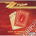 ZZ Top - Live At Rockpalast cd musicale di Zz Top
