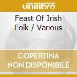 Various - Feast Of Irish Folk cd musicale di Artisti Vari