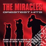 Miracles - Greatest Hits cd musicale di Miracles