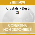 Best of cd musicale di Crystals