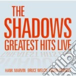 Shadows,the - Greatest Hits Live cd musicale di SHADOWS
