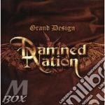 Grand design cd musicale di Nation Damned