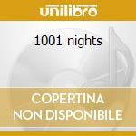 1001 nights cd musicale