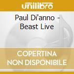 Paul Di'anno - Beast Live cd musicale di Paul Dianno
