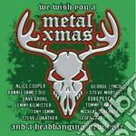 We Wish You A Metal Xmas... 2011 cd musicale di Artisti Vari