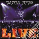 Twisted Sister - Live At Hammersmith cd musicale di Sister Twisted