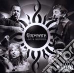 Godsmack - Live And Inspired cd musicale di Godsmack