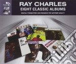 8 classic albums cd musicale di Ray Charles