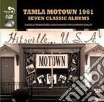 Tamla motown 1961 cd musicale di Artisti Vari
