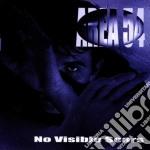Area 54 - No Visible Scars cd musicale di Area 54