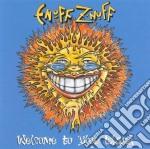 Enuff Z'Nuff- Welcome To Blue Island cd musicale di Enuff'z'nuff