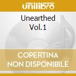 UNEARTHED VOL.1 cd musicale di Y & T