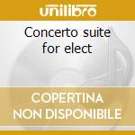 Concerto suite for elect cd musicale di Yngwie Malmsteen
