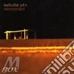 Microcosmos cd musicale di John Leafcutter