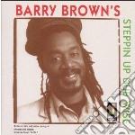 Brown, Barry - Steppin'up Dub Wise cd musicale di Barry Brown