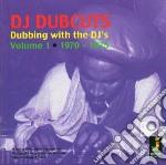 (LP VINILE) Dubbing with the djs vol lp vinile di Dubcuts Dj