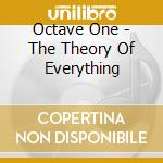Octave One - The Theory Of Everything cd musicale