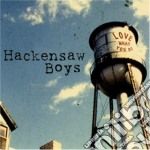 Hackensaw Boys - Love What You Do cd musicale di HACKENSAW BOYS