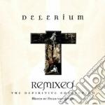 Delerium - Remixed-definitive Collection cd musicale di DELERIUM