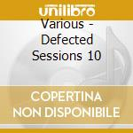 SESSIONS TEN  SUBLIMINAL SESSION 2CD cd musicale di MIXED BY MORILLO, ROMERO AND NUNEZ
