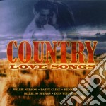Various - Country Love Songs cd musicale